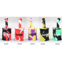 WP4 Silicone bongs