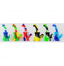 WP8 Silicone bongs