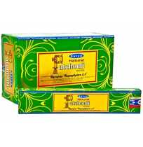 Patchouli Incense Sticks 756545861292